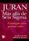 Juran Institute's Más allá de Seis Sigma